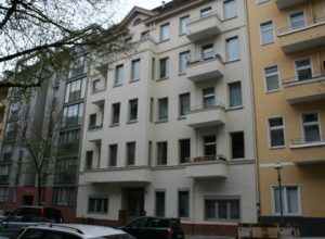 Wohnhaus in Berlin-Neukölln