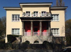 Wohn- und Geschäftshaus in Berlin-Grunewald