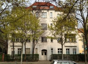 Residential building in Berlin-Treptow-Köpenick