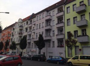 Wohn- und Geschäftshaus in Berlin-Lichtenberg