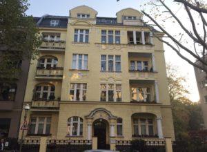 Wohn- und Geschäftshaus in Berlin-Friedenau