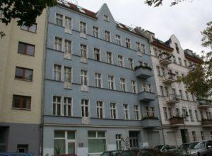 Wohn- und Geschäftshaus in Berlin-Friedrichshain