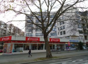 Residential and commercial building in Berlin-Wilmersdorf