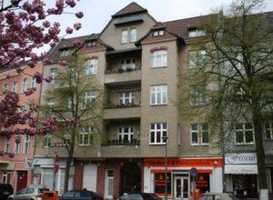 Wohn- und Geschäftshaus in Berlin-Schmargendorf