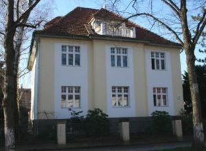 Residential building in Berlin-Lichtenrade