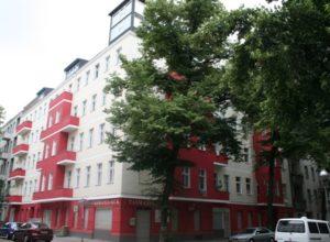 Wohn- und Geschäftshaus in Berlin-Neukölln